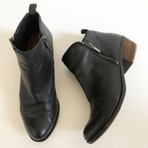 Lucky Brand  Basel Ankle Boots Size 8.5